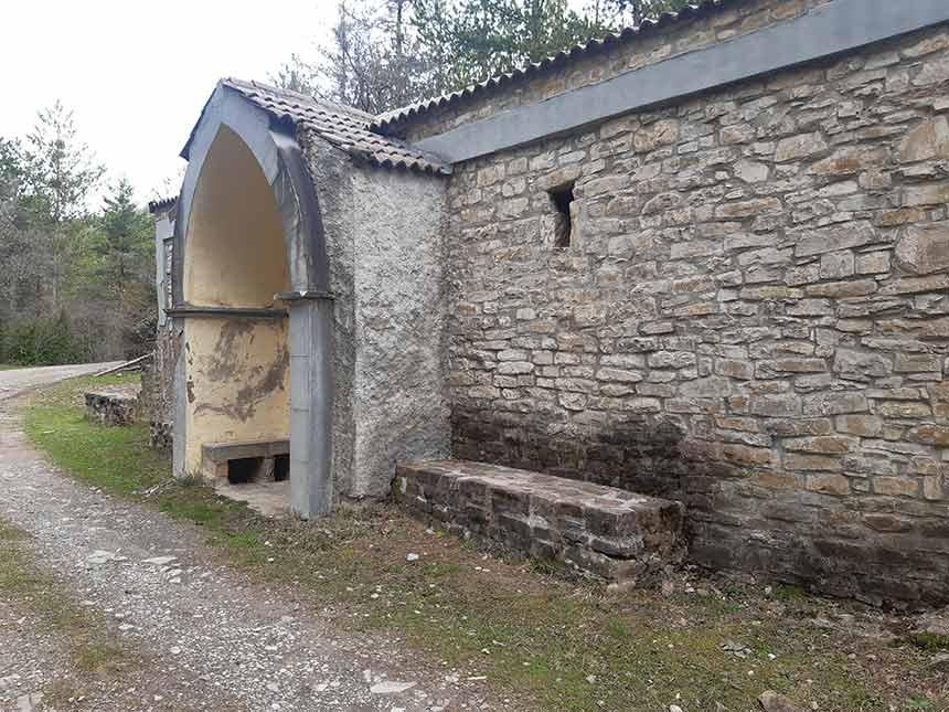 La ermita de San Juan de Izuel