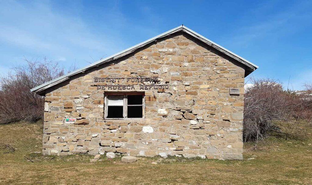 Refugio en Gabardito