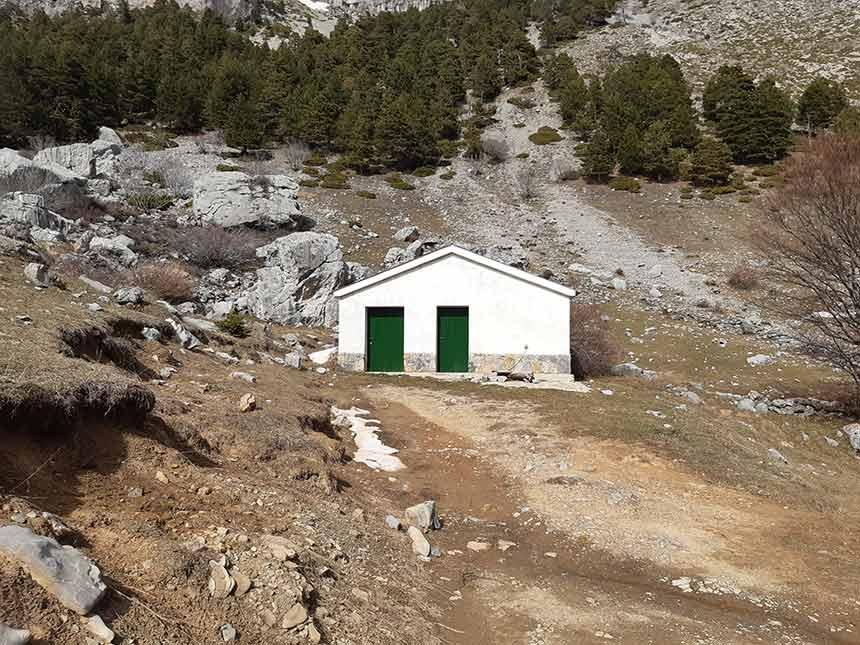 Refugio de la Espata Villanúa