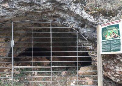 Sendero Cueva de las Güixas